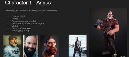 Personalia Angus pt. 1